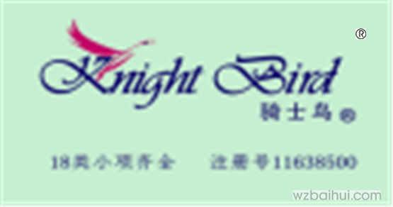 Knight Bird 骑士鸟+图形